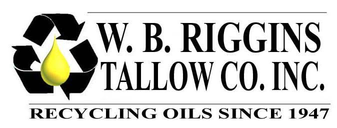 W. B. RIGGINS TALLOW COMPANY INC